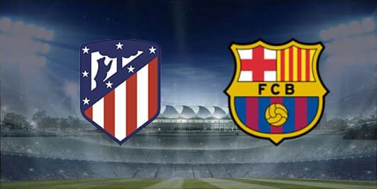 مشاهدة مباراة برشلونة واتليتكو مدريد بث مباشر بتاريخ 01-12-2019 الدوري الاسباني