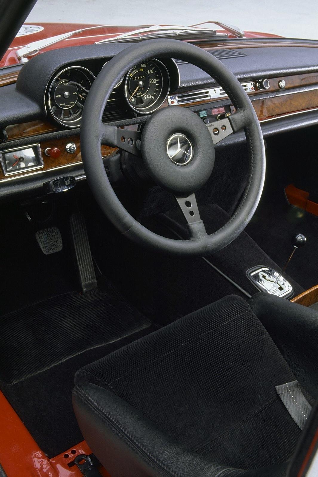 fab wheels digest f w d 1971 mercedes benz amg 300sel. Black Bedroom Furniture Sets. Home Design Ideas