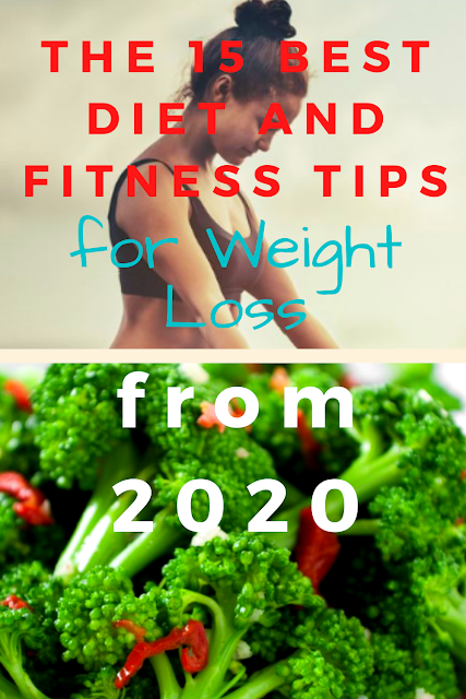 The 15 Best Diet and Fitness Tips for Weight Loss From 2020