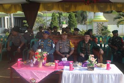 Kakankemenag Tanjungbalai Apel Gelar Pasukan