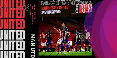 Analisis Kemenangan Man Utd  9-0  Lawan Southampton