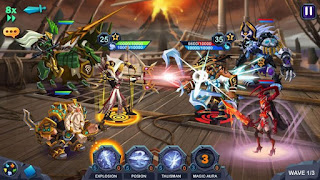Age of Heroes: Conquest Apk v1.0.823 Terbaru