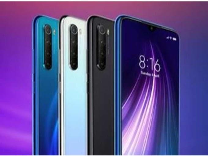 Xiaomi Redmi Note 8 to go on flash sale today via Amazon and Mi.Com