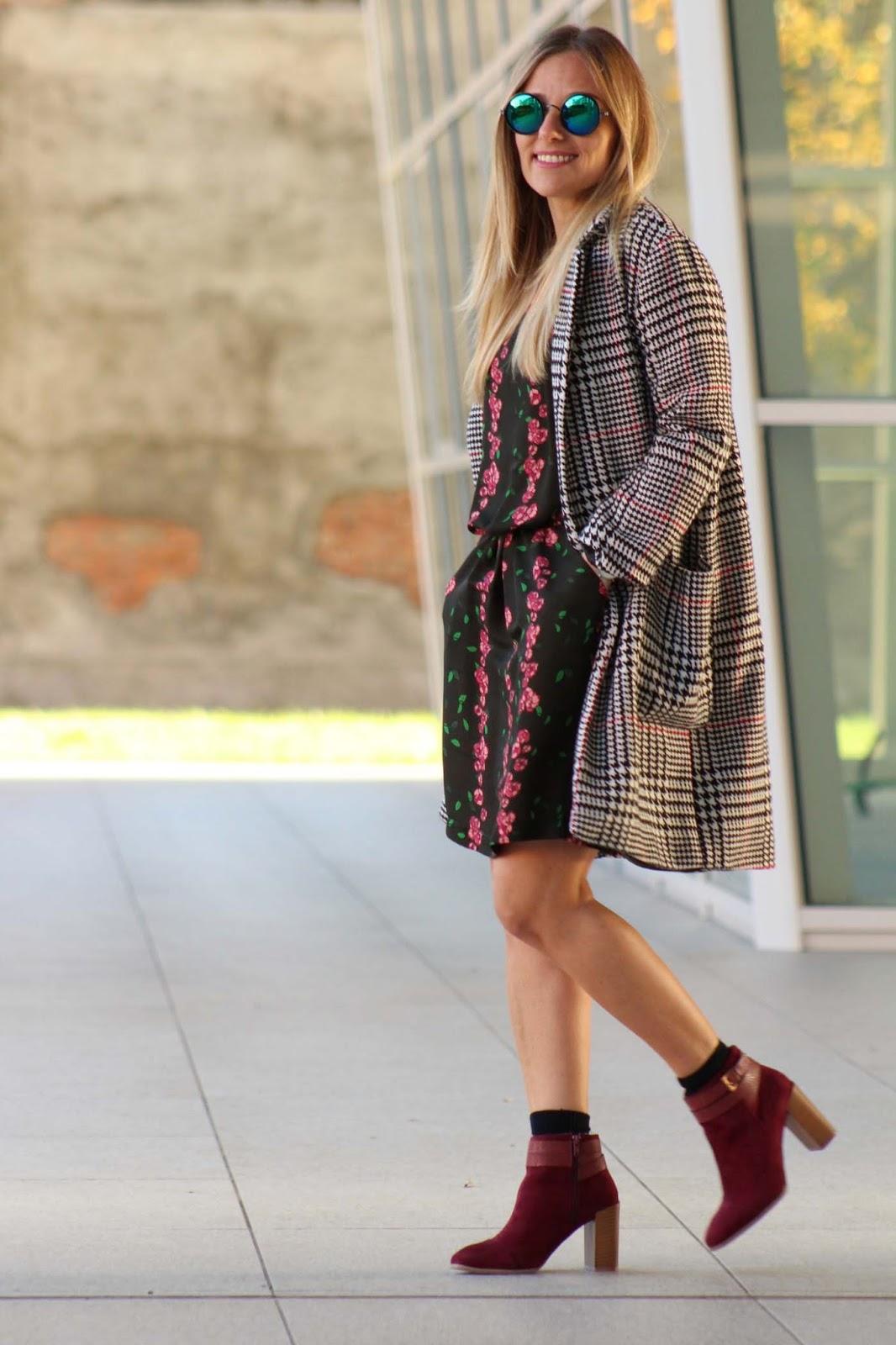 Eniwhere Fashion - Zaful's coat and Coto Privado dress