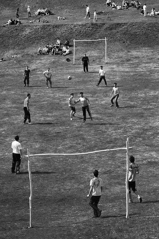 Regulile fotbalului din copilarie