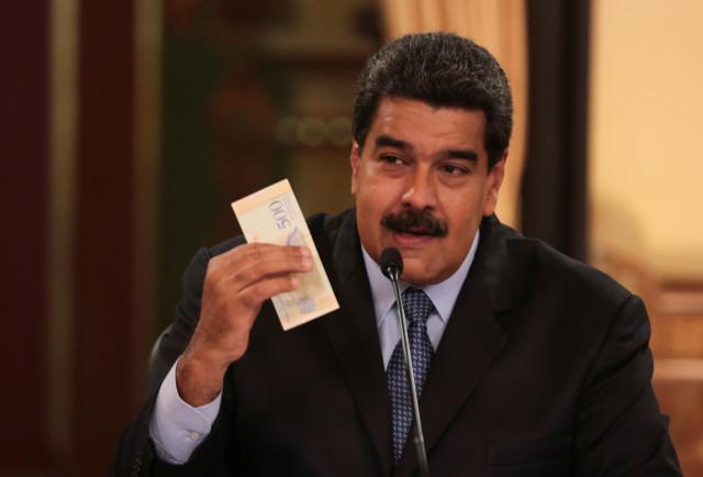 """Importante grupo de bonistas internacionales reconocieron la AN y dejaron """"el pelero"""" a Maduro por usurpador"""