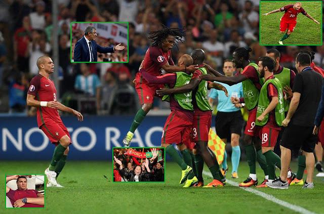 Euro 2016 Portogallo Campione