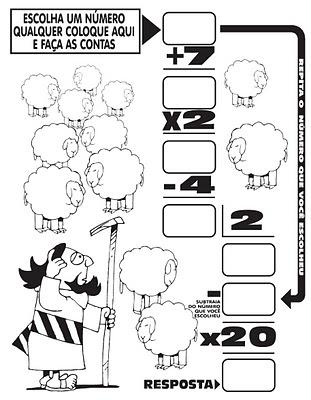 Resultado de imagem para tiasdaescolinha a ovelha perdida