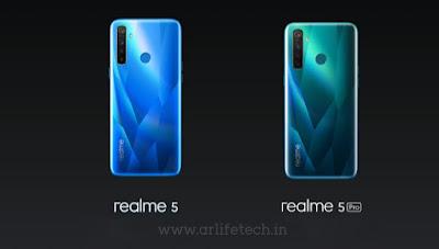 Realme 5 & Realme 5 pro
