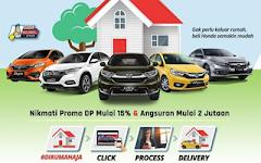 Promo Dealer Mobil Honda Depok Termurah, DP Kredit Honda Crv, Hrv, Brv, Jazz, Mobilio, Brio