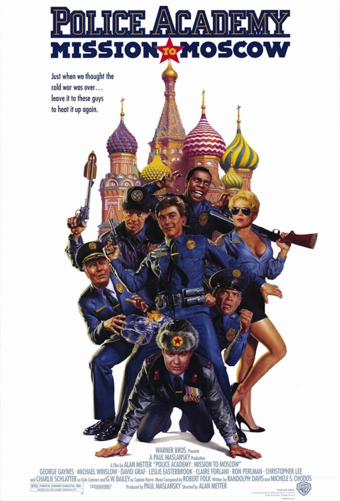 مشاهدة وتحميل فيلم Police Academy: Mission to Moscow 1994 مترجم اون لاين