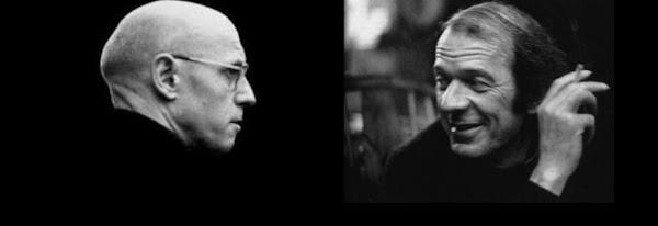 Los intelectuales y el poder |  Michel Foucault y Gilles Deleuze (Dialogo)