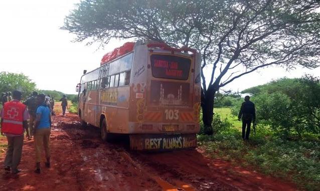 Terroristas separam passageiros de ônibus por religião e executam cristãos, no Quênia