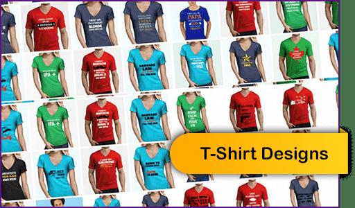 T-Shirt Designs Aucune compétence technique