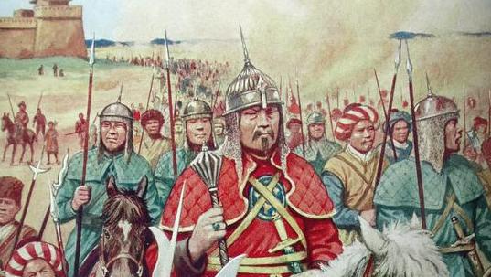 Orang-orang Mongol
