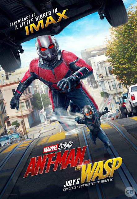"""Ant-Man and The Wasp"" - Imax poster"