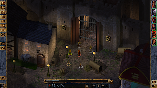 Videojuego Baldur's Gate