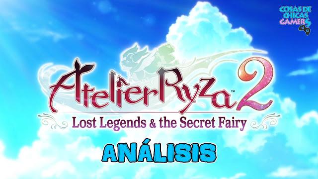 Análisis Atelier Ryza 2