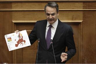 Αυξάνεται στα 500 ευρώ -από 300- το πρόστιμο για τις άσκοπες μετακινήσεις