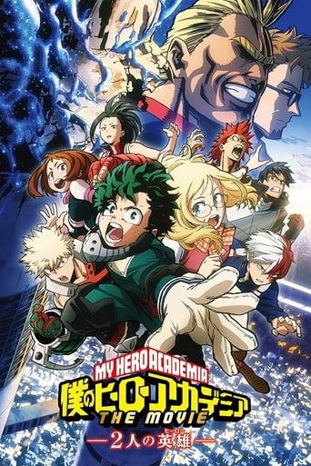 My Hero Academia: 2 Heróis - O Filme (2018) Download
