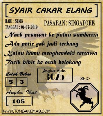 SYAIR SINGAPORE 01-07-2019
