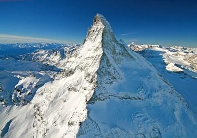 A Matterhorn csúcsa