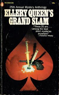 Ellery Queen's Grand Slam Cover