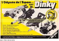 Dinky Toys, les publicités de 1978