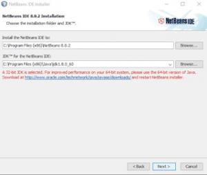 cara instal netbeans