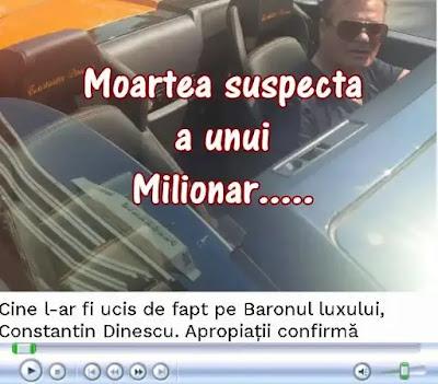 Constantin Dinescu wiki iubita avere afaceri familia