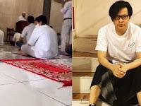 Armand Maulana Tersungkur Saat Sholat Subuh, Takbir Bersahutan, Semua Mengira Suami Dewi Gita Meninggal