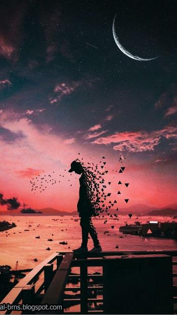 اجمل الصور الحزينة للفراق بدون عبارات