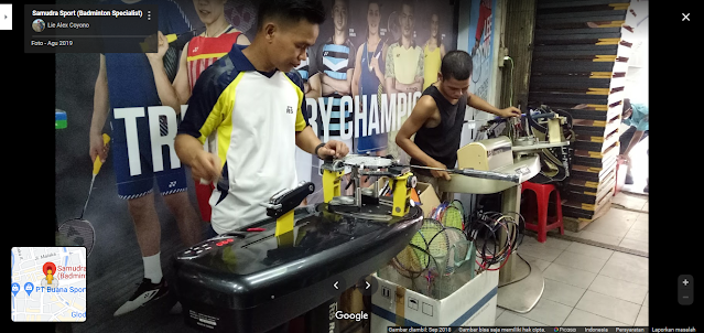 Samudra Sport, Grosir Produk Badminton Terlengkap di Jakarta
