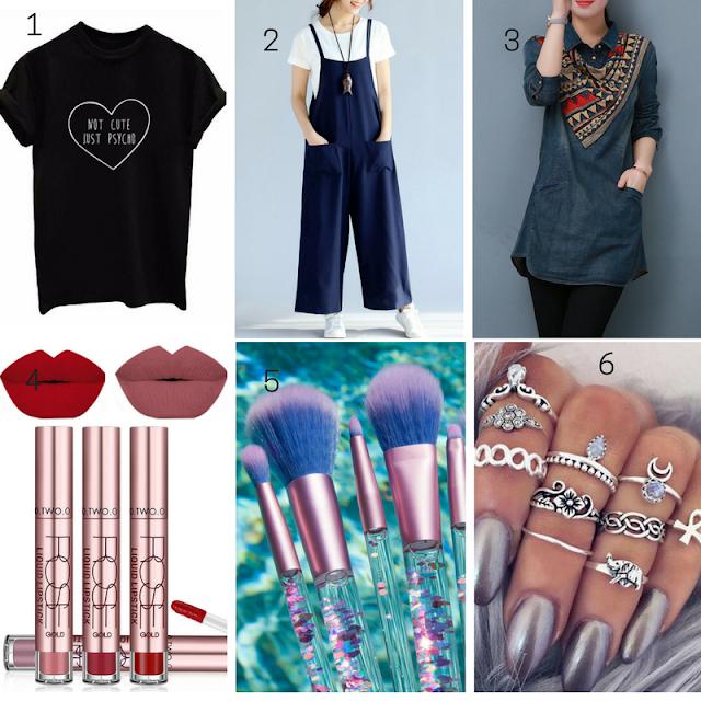 Wishlist da Loja NewChic, produtos, fashion, moda,moda feminina