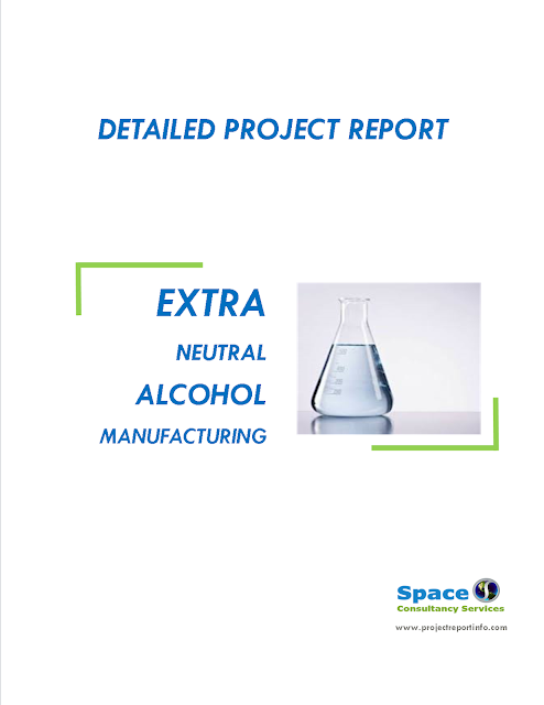 Project Report on Extra Neutral Alcohol Manufacturing