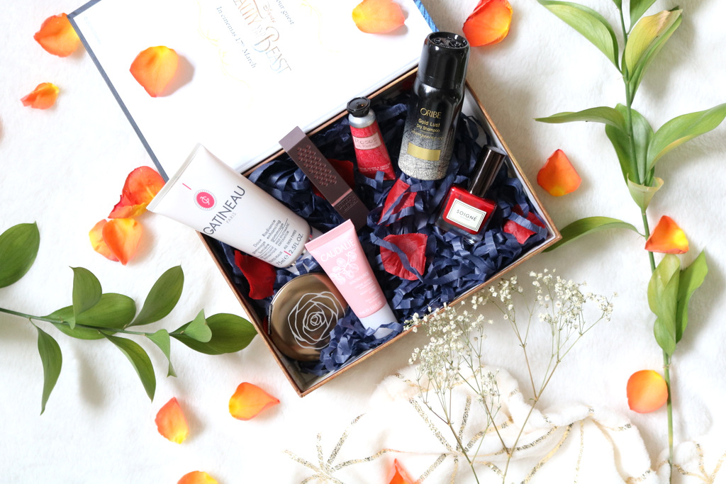 Latest In Beauty Box March 2017