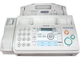 huong dan su dung may fax panasonic kx-fp701
