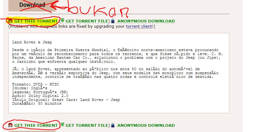 torrent monobloco