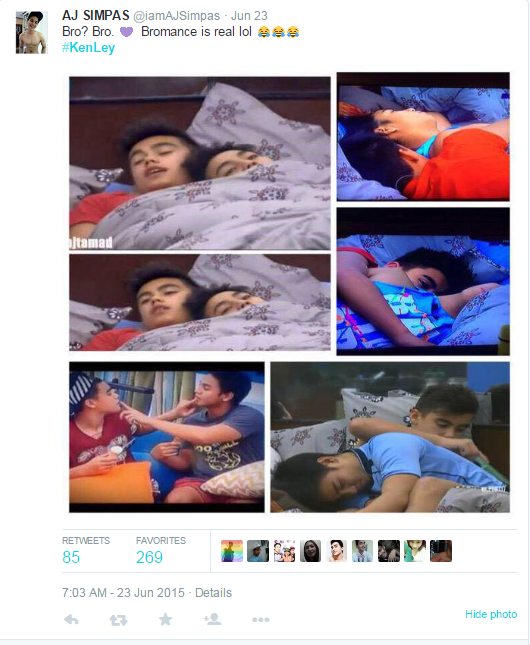 Bromance on Pinoy Big Brother 737