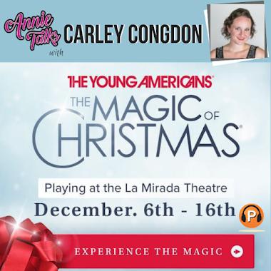 Annie Talks with Carley Congdon