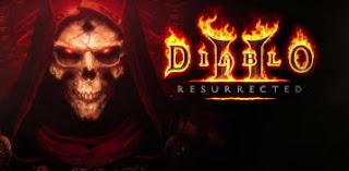 فتح جميع فئات الشخصيات في Diablo II: Resurrected alpha
