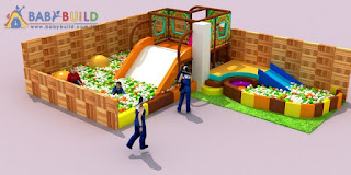 BabyBuild 室內遊具