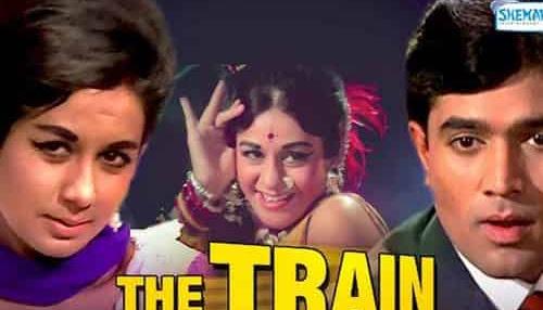 The Train (1970) Full Hindi Movie | Rajesh Khanna, Nanda, Helen, Madan Puri | Bollywood Movies