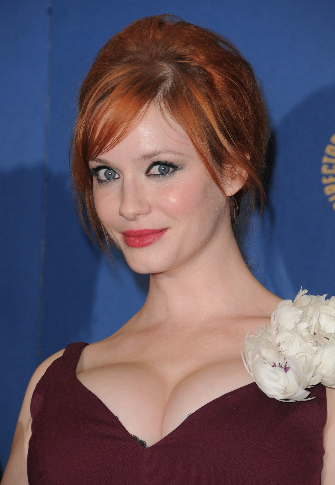 Christina Hendricks Boobs Nude