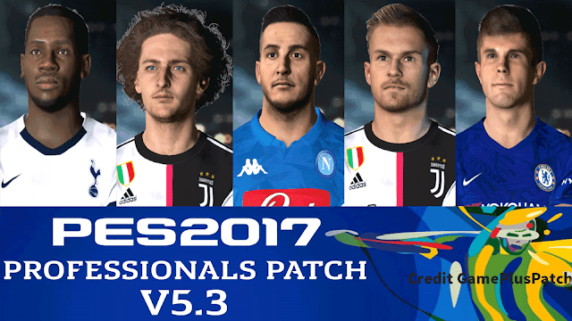 Try These Pes 2019 Smoke Patch Execo19 Current Version (11 0 5