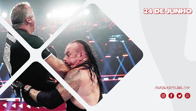 Replay: WWE Monday Night RAW em Português 24/06/2019