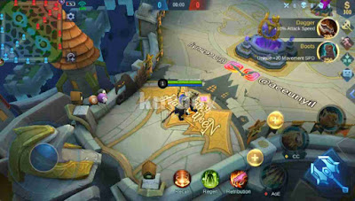 Cara Mengganti Map Mobile Legends Dengan Script Mod Map Halloween