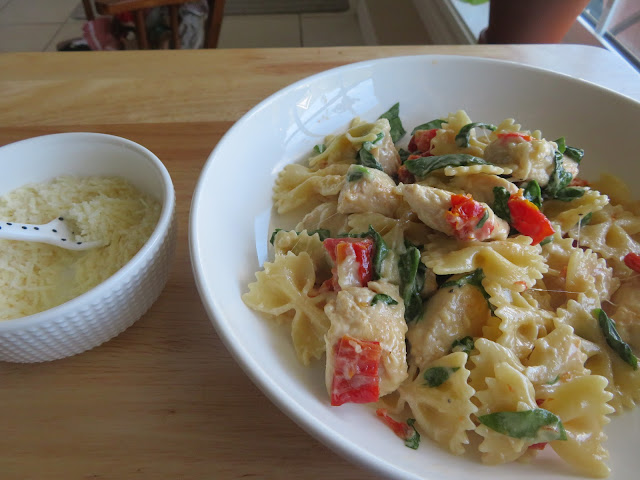 Chicken Diavolo Pasta
