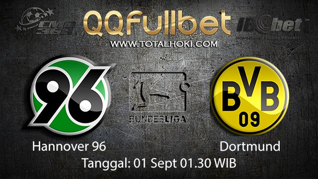 Prediksi Bola Jitu Hannover vs Dortmund 1 September 2018 ( German Bundesliga )