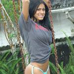 Andrea Rincon, Selena Spice Galeria 26 : Polo Gris – My Biggest Fan.. a Chicken Foto 26